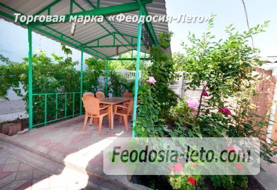2 комнатный номер в частном секторе в Феодосии на улице Народная - фотография № 9