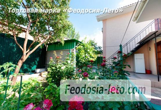 2 комнатный номер в частном секторе в Феодосии на улице Народная - фотография № 22
