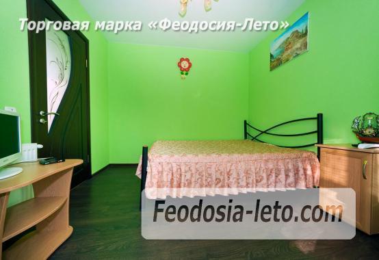 2 комнатный отдельный коттедж в Феодосии на улице Кочмарского - фотография № 1