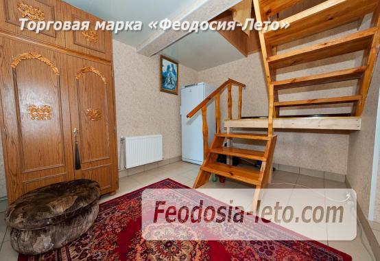 2 комнатный отдельный коттедж в Феодосии на улице Кочмарского - фотография № 2