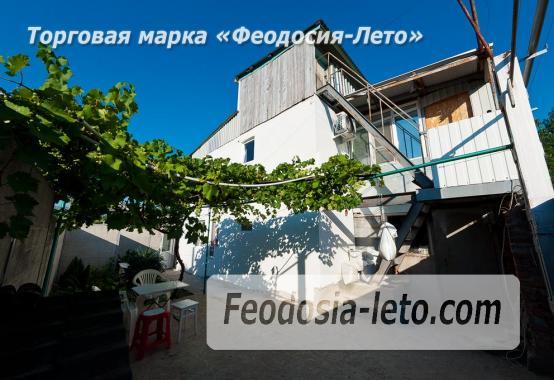 2 комнатный отдельный коттедж в Феодосии на улице Кочмарского - фотография № 10