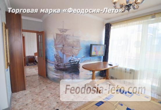 2 линия у моря, шикарный эллинг на Черноморской набережной в г. Феодосия - фотография № 14