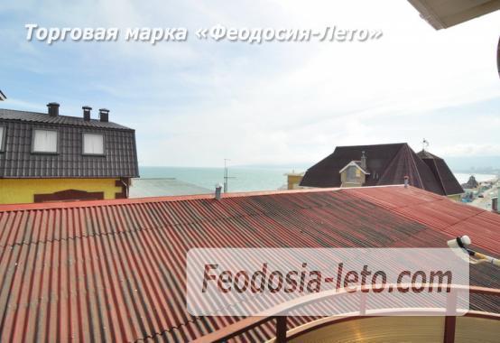 2 линия у моря, шикарный эллинг на Черноморской набережной в г. Феодосия - фотография № 22