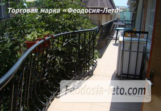 2 линия у моря, шикарный эллинг на Черноморской набережной в г. Феодосия - фотография № 32