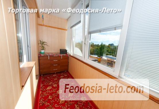 3 комнатная квартира в Феодосии, бульвар Старшинова, 8-А - фотография № 2