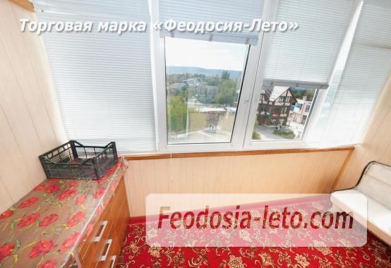 3 комнатная квартира в Феодосии, бульвар Старшинова, 8-А - фотография № 4
