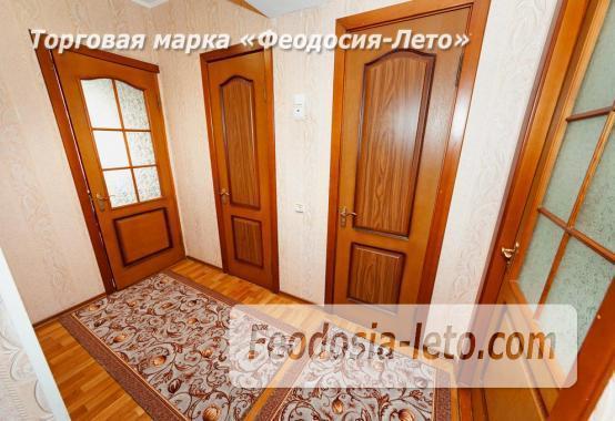 3 комнатная квартира в Феодосии, бульвар Старшинова, 8-А - фотография № 6