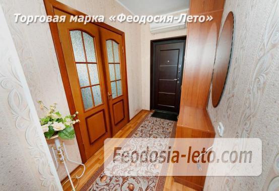 3 комнатная квартира в Феодосии, бульвар Старшинова, 8-А - фотография № 9