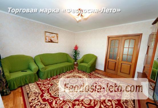 3 комнатная квартира в Феодосии, бульвар Старшинова, 8-А - фотография № 12