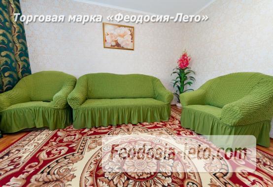 3 комнатная квартира в Феодосии, бульвар Старшинова, 8-А - фотография № 15