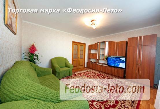 3 комнатная квартира в Феодосии, бульвар Старшинова, 8-А - фотография № 16