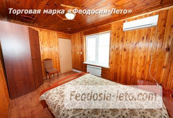 3 комнатный дом в Феодосии по переулку Краснофлотский - фотография № 2