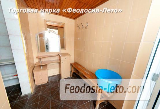 3 комнатный дом в Феодосии по переулку Краснофлотский - фотография № 15