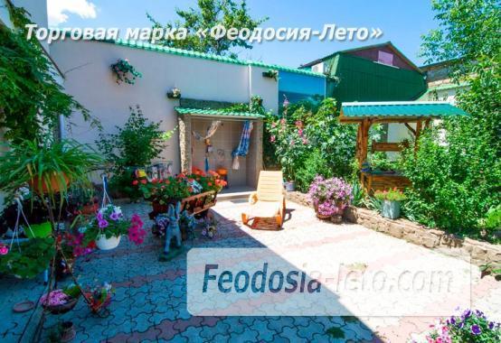 4 комнатный частный дом в Феодосии на улице Шевченко - фотография № 6