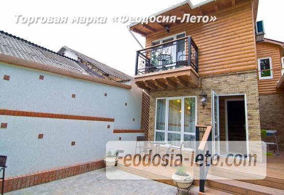 4 комнатный коттедж в Феодосии на улице Федько - фотография № 1
