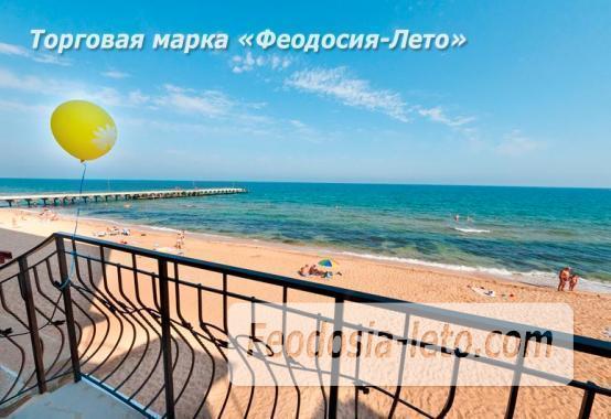5-ти этажный эллинг на Золотом пляже в Феодосии - фотография № 1