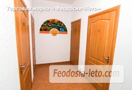 5-ти этажный эллинг на Золотом пляже в Феодосии - фотография № 11