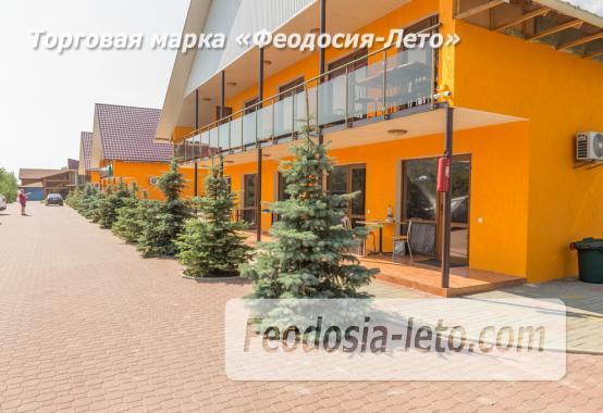 База отдыха в г. Феодосия на Золотом пляже - фотография № 4