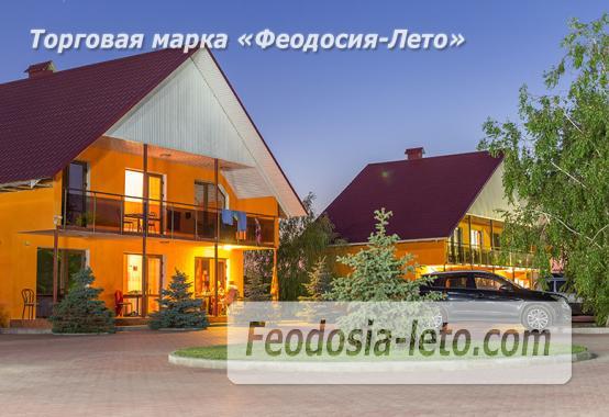 База отдыха в г. Феодосия на Золотом пляже - фотография № 5