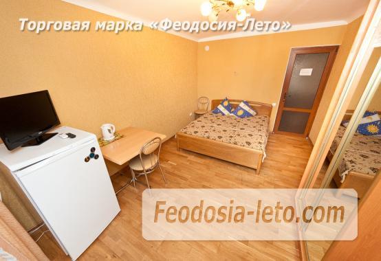 База отдыха в г. Феодосия на Золотом пляже - фотография № 18