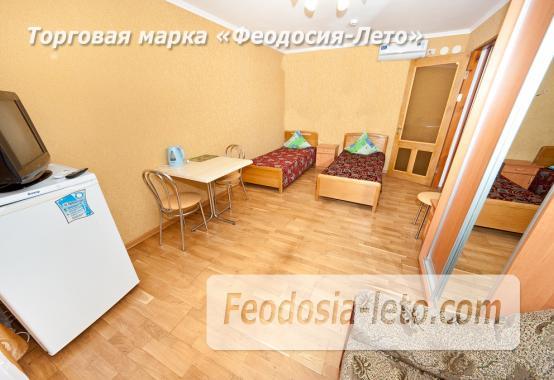 База отдыха в г. Феодосия на Золотом пляже - фотография № 6