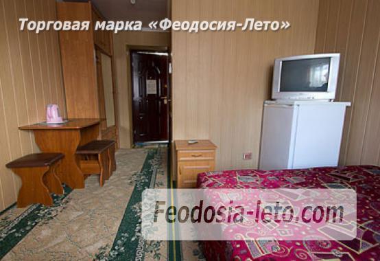 База отдыха в г. Феодосия на Золотом пляже - фотография № 31
