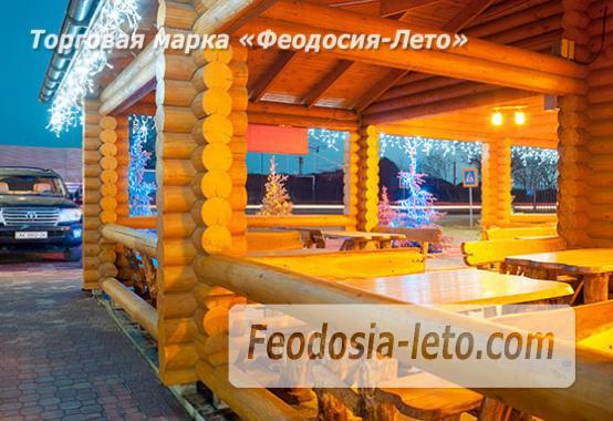 База отдыха в г. Феодосия на Золотом пляже - фотография № 41