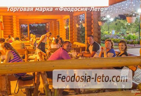 База отдыха в г. Феодосия на Золотом пляже - фотография № 45