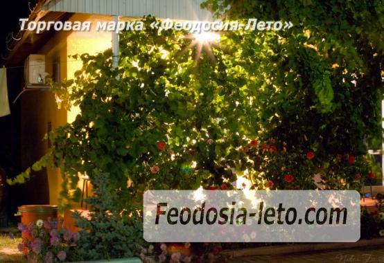 База отдыха в г. Феодосия на Золотом пляже - фотография № 50