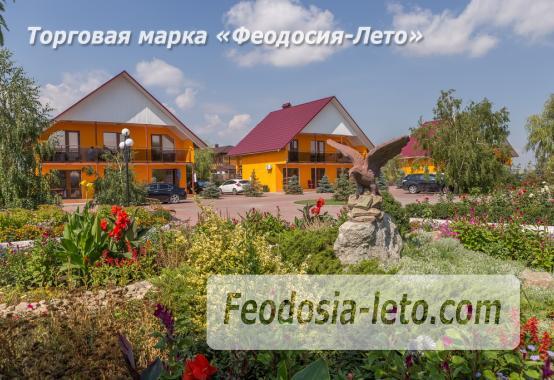 База отдыха в г. Феодосия на Золотом пляже - фотография № 51