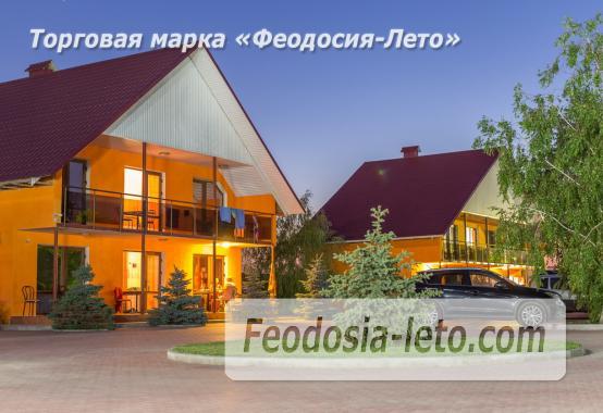 База отдыха в г. Феодосия на Золотом пляже - фотография № 52
