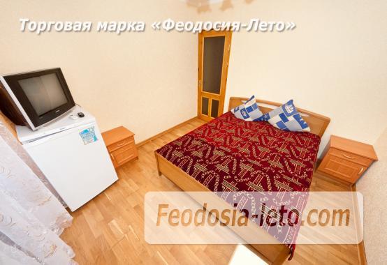 База отдыха в г. Феодосия на Золотом пляже - фотография № 10