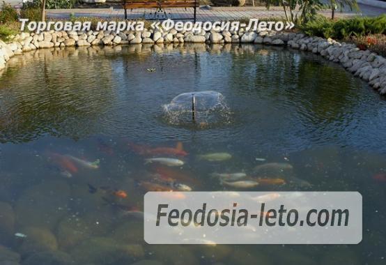 База отдыха в г. Феодосия на Золотом пляже - фотография № 68