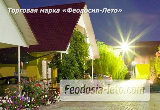 База отдыха в г. Феодосия на Золотом пляже - фотография № 71