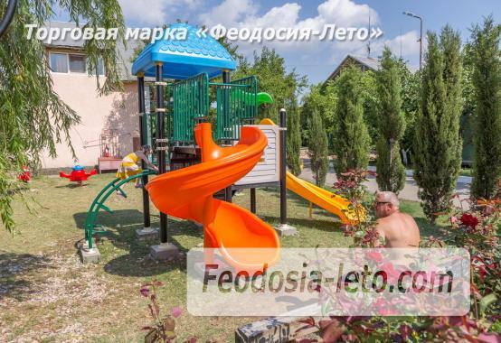 База отдыха в г. Феодосия на Золотом пляже - фотография № 73