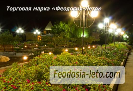 База отдыха в г. Феодосия на Золотом пляже - фотография № 77