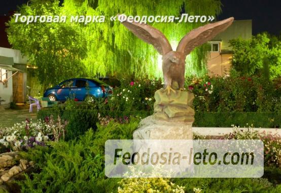 База отдыха в г. Феодосия на Золотом пляже - фотография № 81