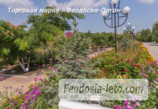 База отдыха у моря на Керченском шоссе в Феодосии - фотография № 85