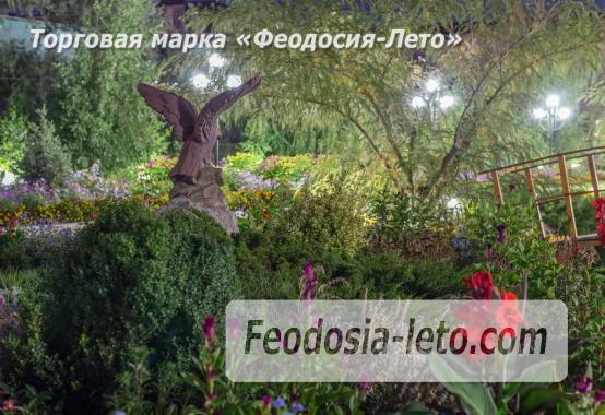 База отдыха в г. Феодосия на Золотом пляже - фотография № 2