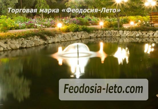 База отдыха на Золотом пляже в Феодосии на Керченском шоссе - фотография № 21