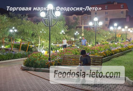 База отдыха на Золотом пляже в Феодосии на Керченском шоссе - фотография № 30