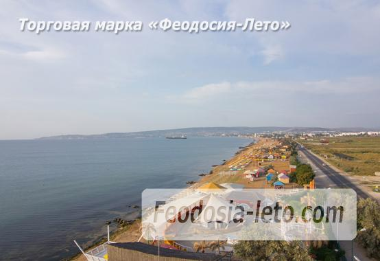 База отдыха на Золотом пляже в Феодосии на Керченском шоссе - фотография № 32