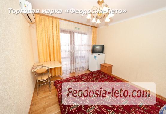 База отдыха на Золотом пляже в Феодосии на Керченском шоссе - фотография № 39