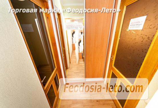 База отдыха на Золотом пляже в Феодосии на Керченском шоссе - фотография № 41