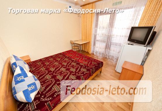 База отдыха на Золотом пляже в Феодосии на Керченском шоссе - фотография № 43