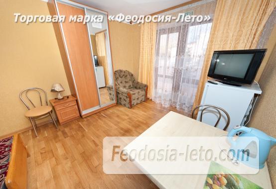 База отдыха на Золотом пляже в Феодосии на Керченском шоссе - фотография № 44