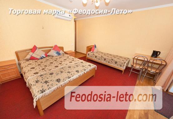 База отдыха на Золотом пляже в Феодосии на Керченском шоссе - фотография № 48