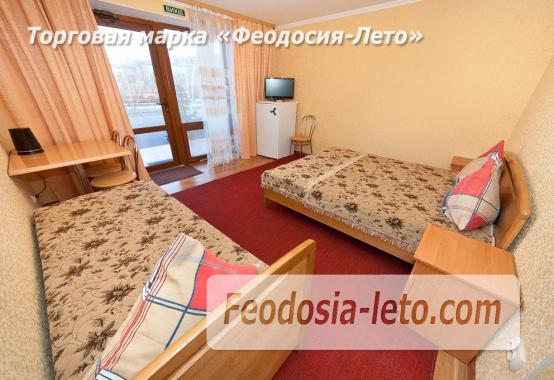 База отдыха на Золотом пляже в Феодосии на Керченском шоссе - фотография № 49