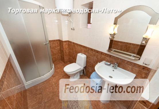 База отдыха на Золотом пляже в Феодосии на Керченском шоссе - фотография № 54