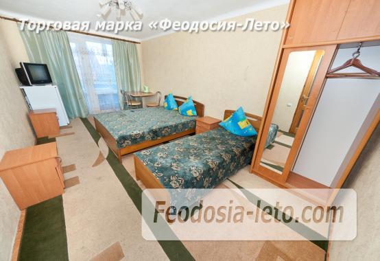 База отдыха на Золотом пляже в Феодосии на Керченском шоссе - фотография № 56